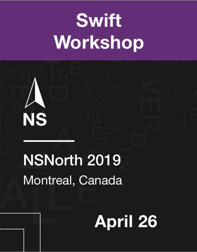 NSNorth NSNorth 2019 Workshop Pass
