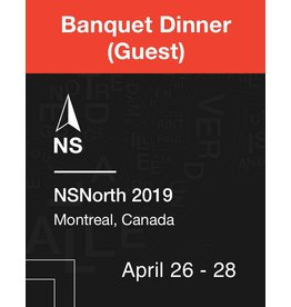 NSNorth Banquet Dinner (Guest)