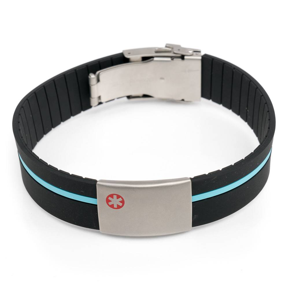 Medical Alert Bracelets >> Emergency Medical Alert Bracelet Icetagsid