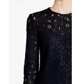 DKNY Textured Dress