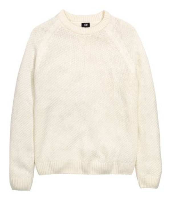 Sweater with Structure