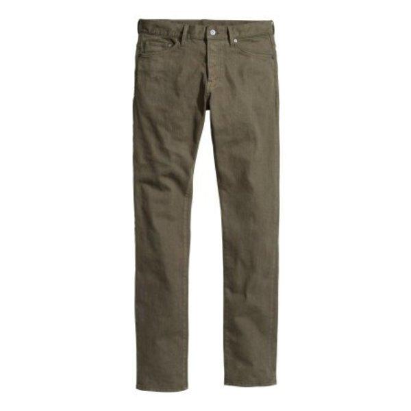 Slim Low Jeans