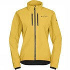 Columbia Womens Cycling Jacket Yellow