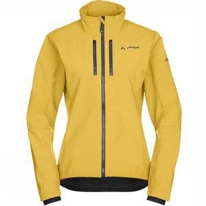 Columbia Womens Cycling Jacket Yellow