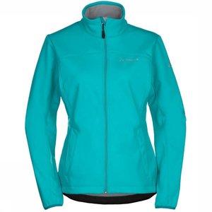 Jack Wolfskin Womens Cycling Jacket Blue