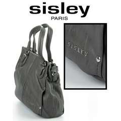 Sisley Leather purse