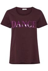 Kaffe T-Shirt Dance