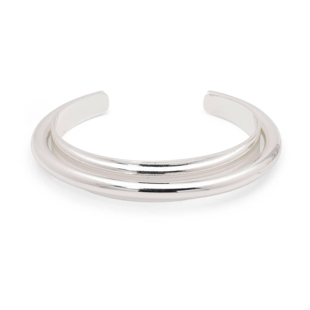 Pilgrim Bracelet Aya silver