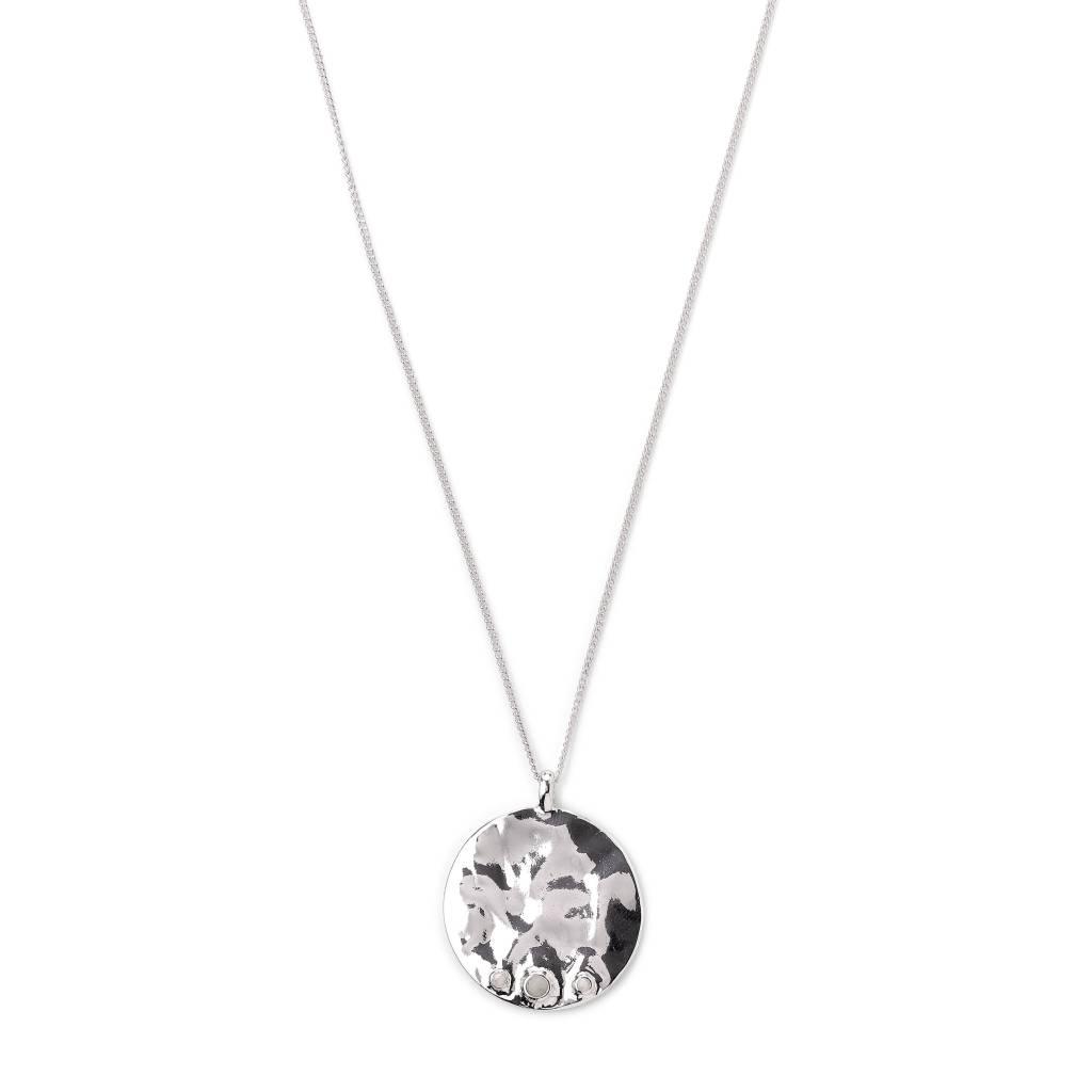 Pilgrim Collier Rumi silver