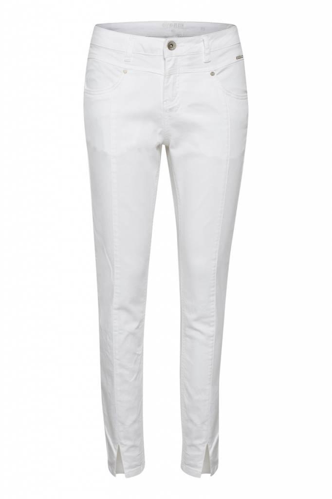 Cream Pantalon Amalie twill