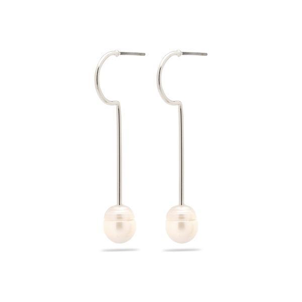 Pilgrim Boucles d'oreilles argent