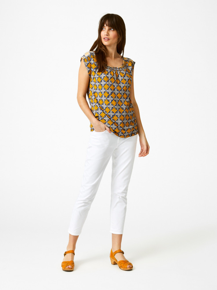 White Stuff T-Shirt Spring Drop