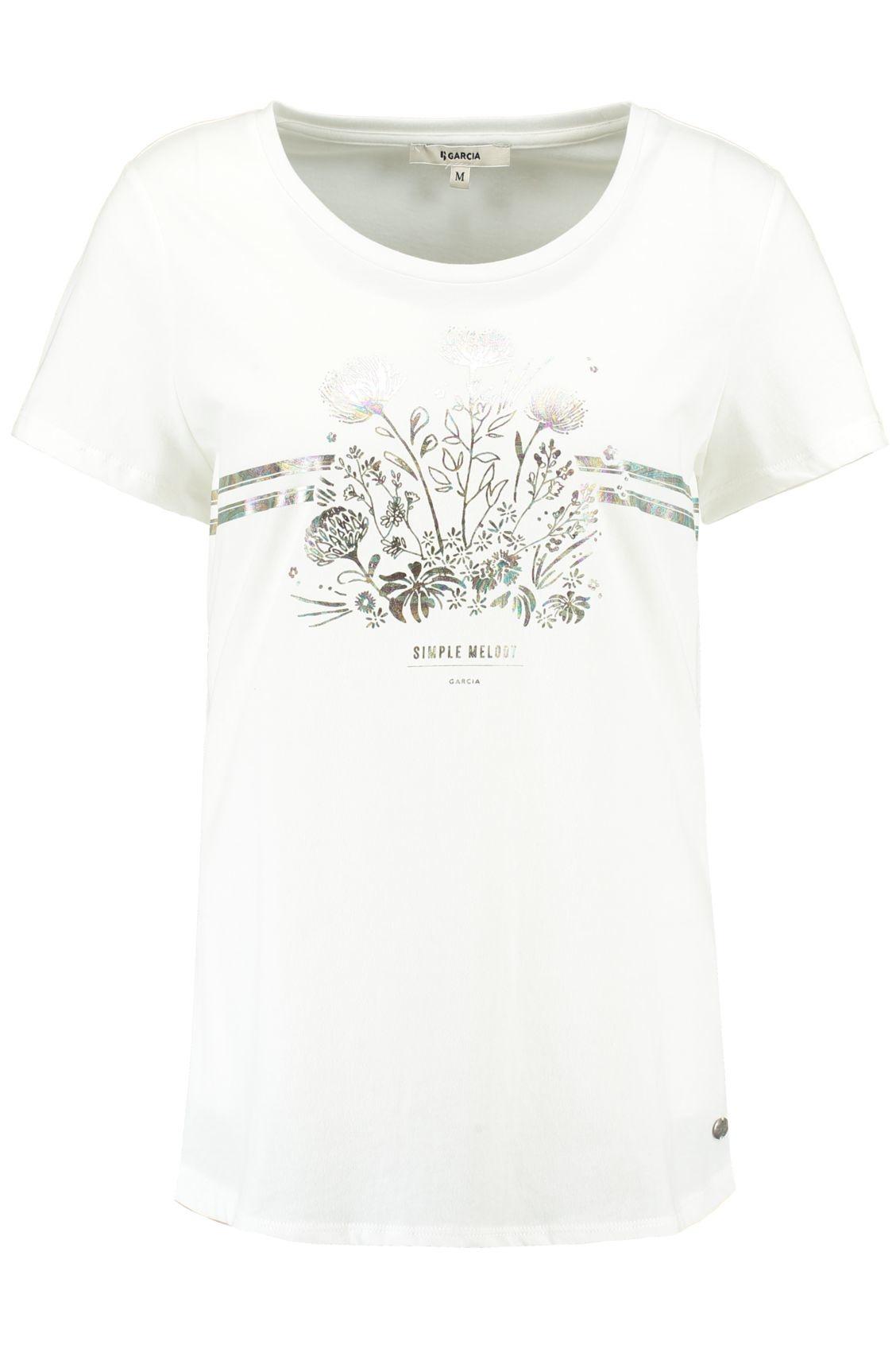 Garcia T-Shirt simple melody