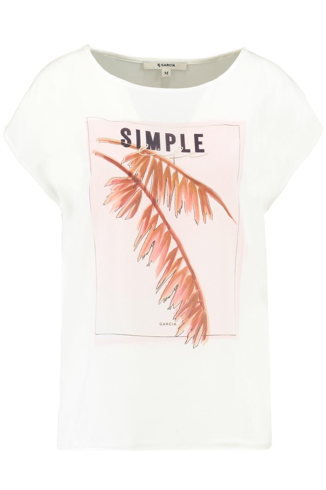 Garcia T-shirt blouse