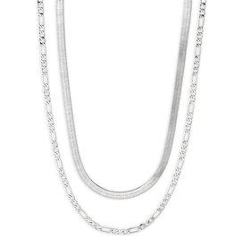 Pilgrim Collier Yggdrasil silver