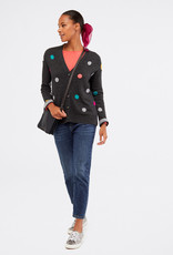 White Stuff Cardi Join the dots