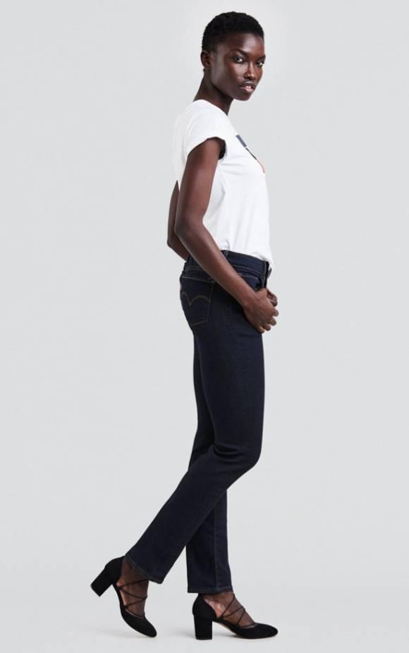 Levi's Jean 712 Slim étroit