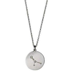 Pilgrim Collier Cancer Silver