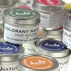 Colorant alimentaire naturel