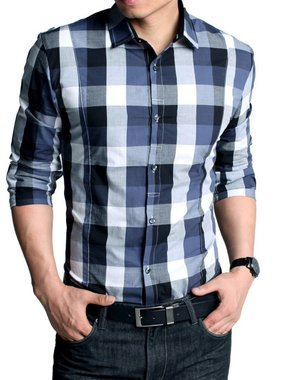 Denim Crazy Men's Shirt