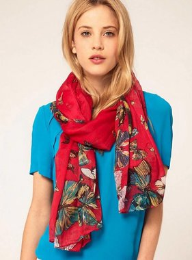 Dream Center Red Scarves