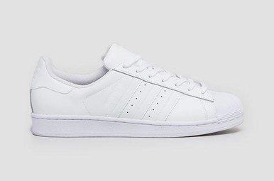 Superstar Foundation White White B27136
