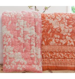 Kerry Cassill KC Baby Quilt Paprika