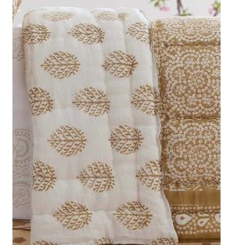 Kerry Cassill KC Baby Quilt Olive