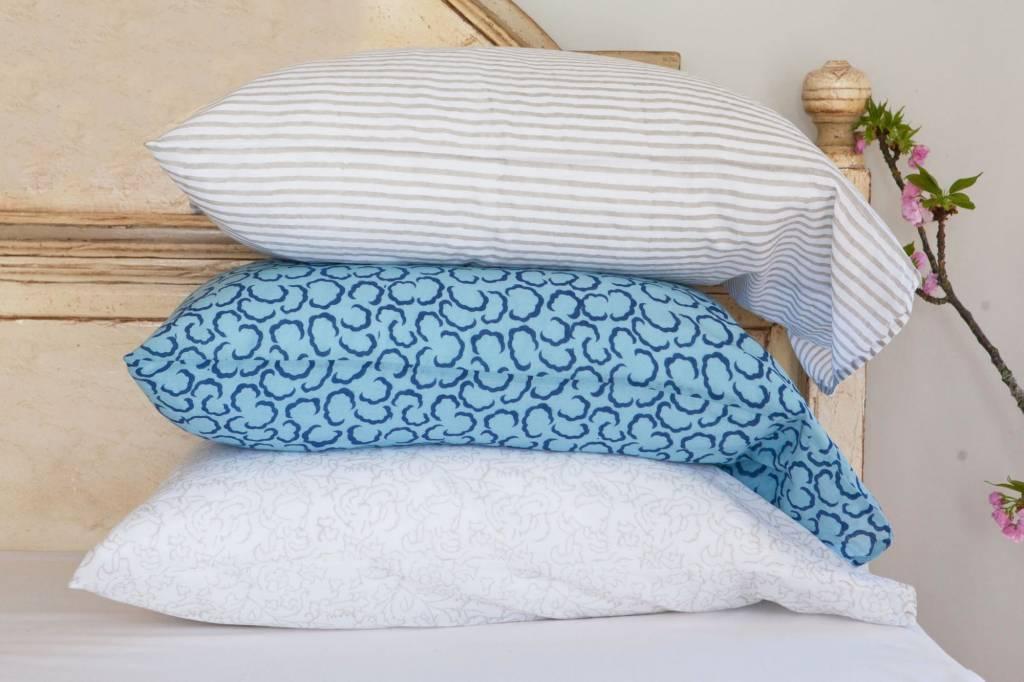 Kerry Cassill KC King Pillow Case Moonbeam