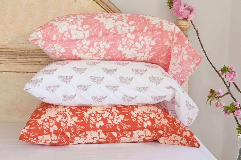 Kerry Cassill KC Standard Pillow Case Paprika