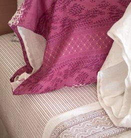 Kerry Cassill KC Standard Pillow Case Plum Dip Dye