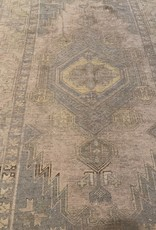 Faded blue/netural oushak rug 3.10 x 7.2