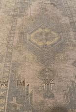 Faded blue/netural oushak rug 3.10 x 7.2