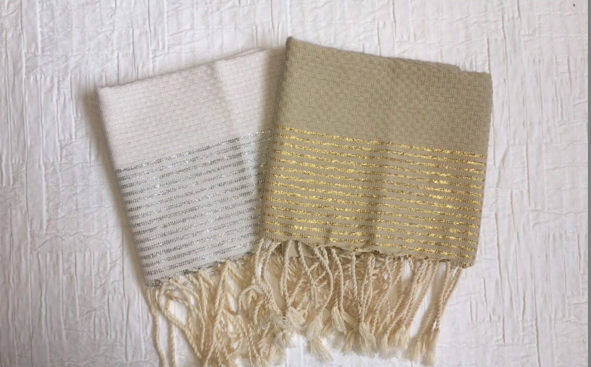 Scents and Feel Fouta Guest Towel