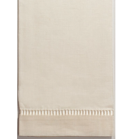 Pure Linen Ivory Towel