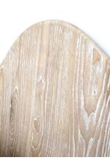 Phillips/Scott Queen Whitewashed Headboard