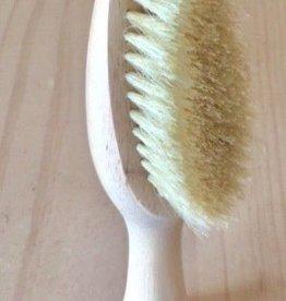 Small rubberwood brush