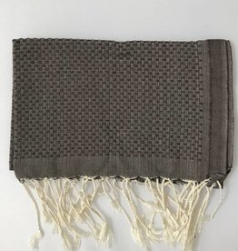 Scents and Feel Guest towel, Brown