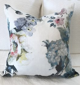 "Ashley Meier Fine Linens Seraphina Pillow 22"" x 22"""