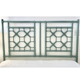 Lattice headboard, Queen