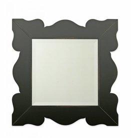 "Redford House Mirror ""Elizabeth""    29""WX29""H Black"