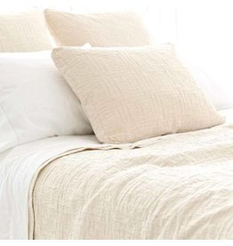 Pine Cone Hill Baja Ivory Coverlet Twin