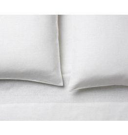 AREA home Claire white Euro pillowcase