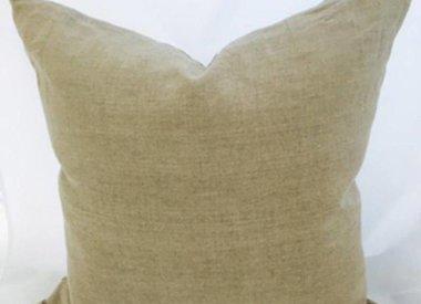 100% Solid Linen