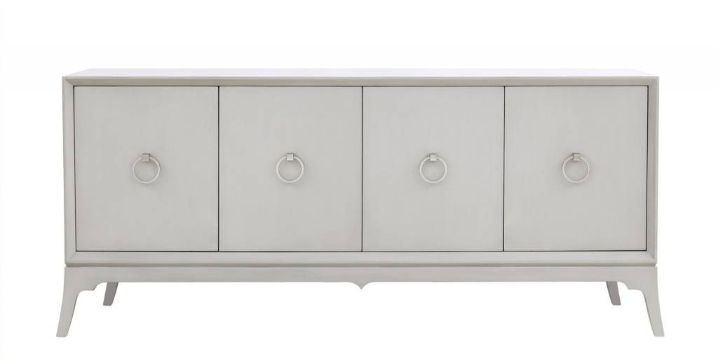 Redford House Bennett Entertainment Console Shell Grey