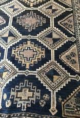 Dark Indigo Vintage Rug