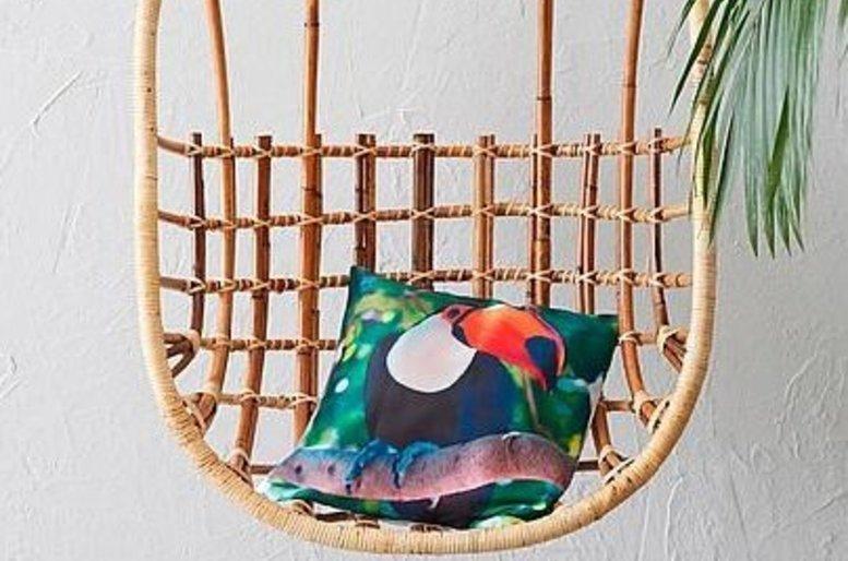 Sissy-Boy Egg Chair hangstoel
