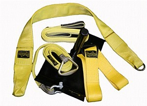 Spud, Inc. Straps & Equipment Deluxe Sled Package