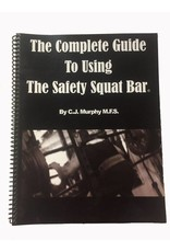 Total Performance Sports The Complete Guide to Using the Safety Squat Bar