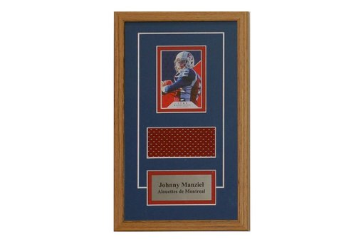 FRAME SHOPPE JOHNNY MANZIEL CARD FRAME